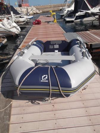 New dinghy!